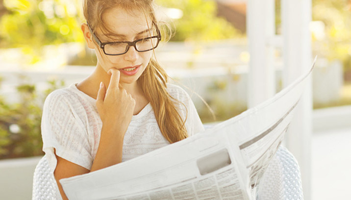 make and print your own newspaper online with our newspaper templates - Happiedays