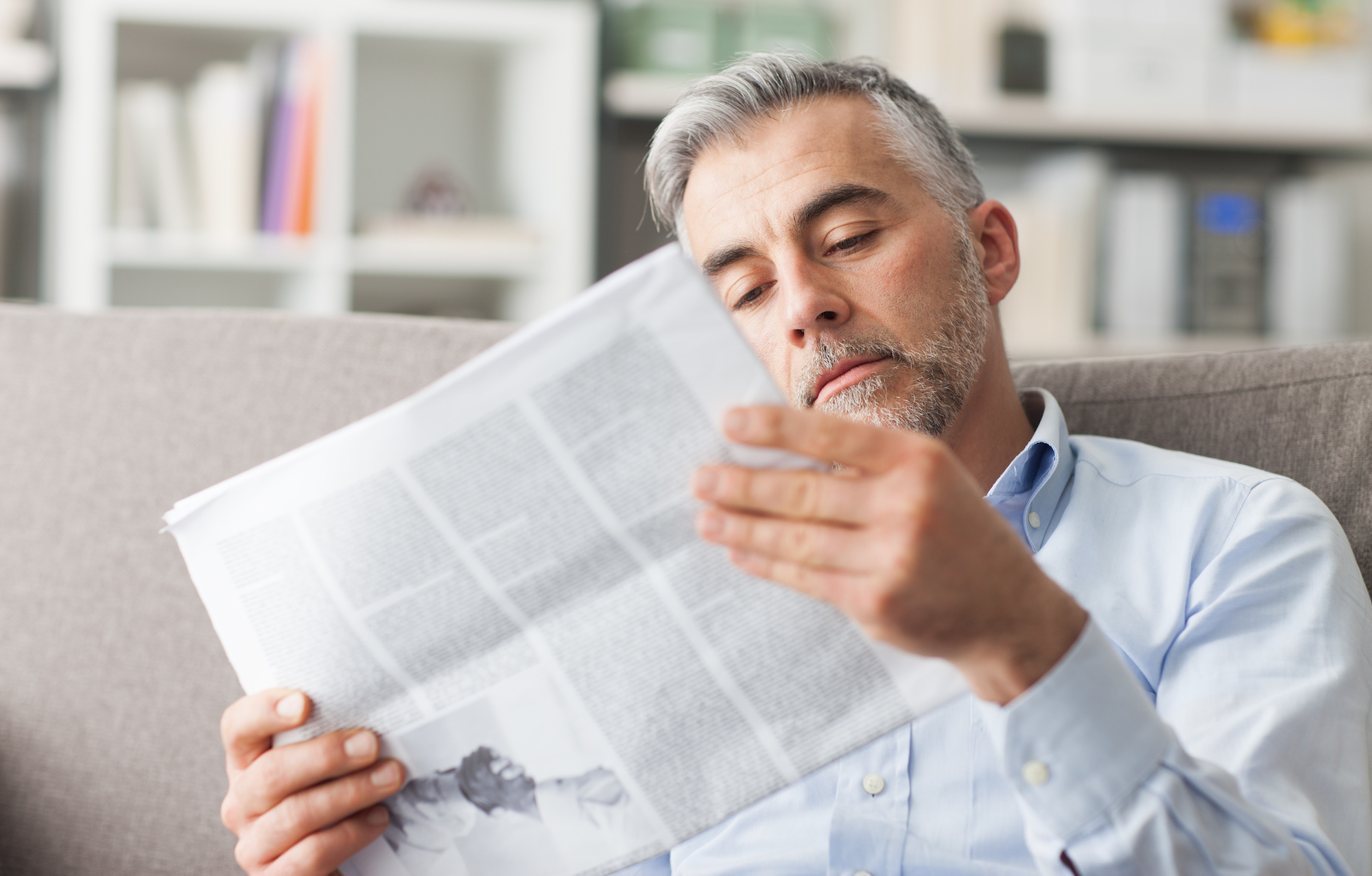 create a newspaper party invitation for a retirement newspaper - Happiedays