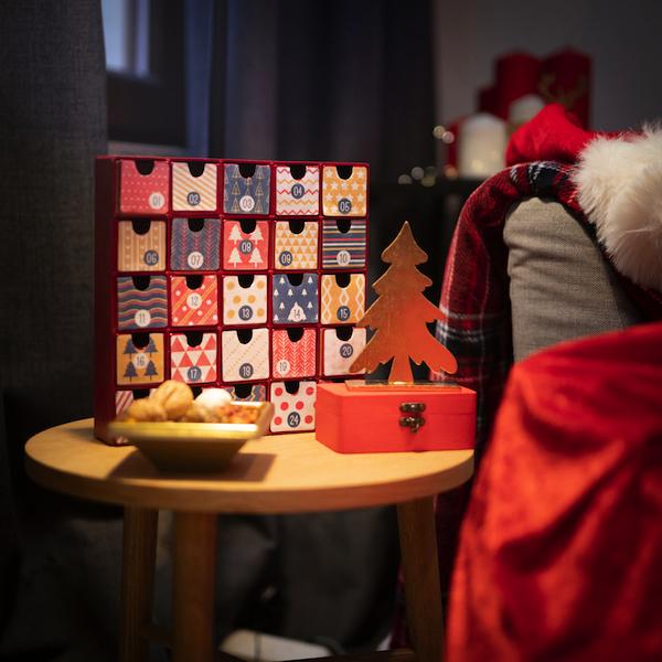 Make your own Christmas newspaper - Happiedays
