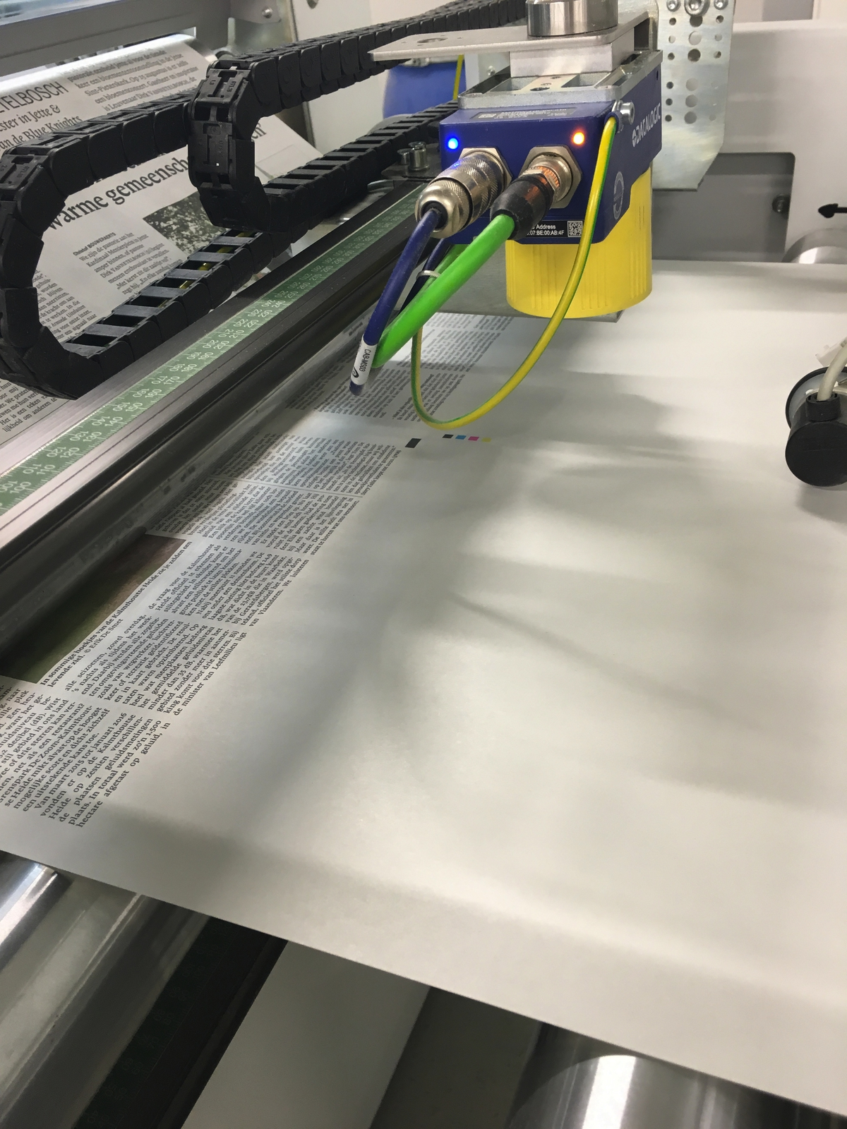 How your newspapers are made - Happiedays