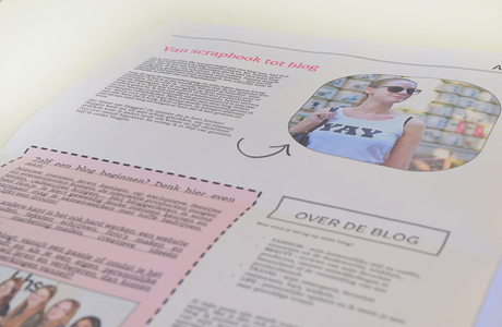 make and print your own newspaper for a blog - Happiedays